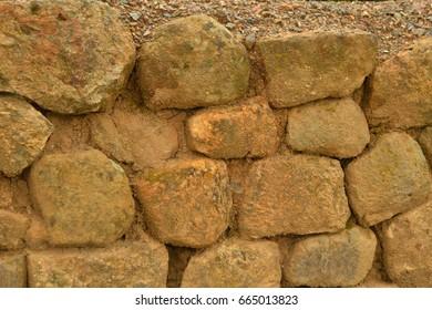 Inca Stone Walls
