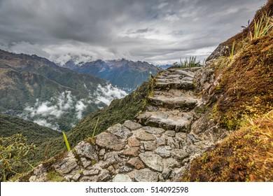 Inca Trail Hile to Machupicchu