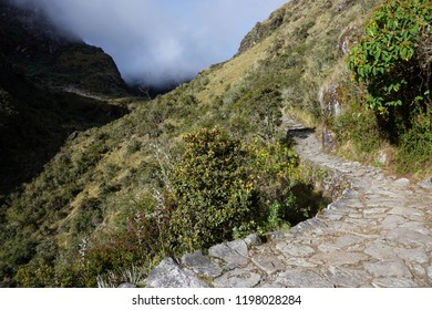 The Inca Trail to Machu Picchu (Andes, Peru)