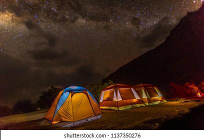 Inca Trail Nights