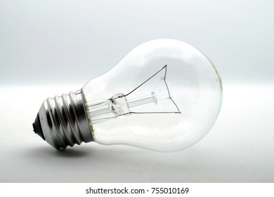 The incandescent light bulb, incandescent lamp or incandescent light globe is a source of electric light that works by incandescence