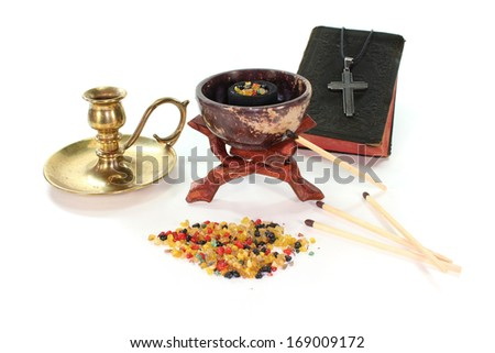 Incense Bible Stock Photo (Edit Now) 169009172 - Shutterstock