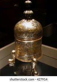 incense burner art of asia