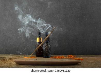 Incense Sticks India Images, Stock Photos & Vectors