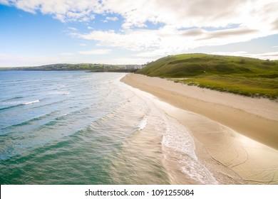 Inchydoney Beach, Clonakilty, West Cork, Ireland. Some aerial photographs of Irelands best beach.