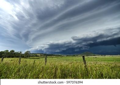 Incredible Australian Thunderstorm