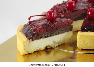 incredible cherry tart