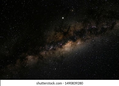 Incredibly clear view of the Milky Way Galaxy long exposure tken from light pollutioon free Madagascar, Andavodoaka, on the Weat coast.