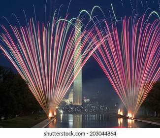 Independence Day Fireworks, Washington DC