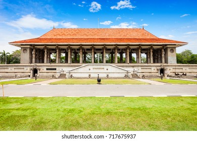 Independence Memorial Hall is a national monument in Colombo, Sri Lanka. Independence Memorial Hall located in the Cinnamon Gardens, Colombo.