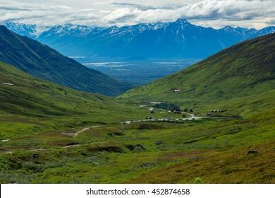 Independence Mine in Alaska.