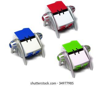 Index Card Holder