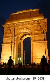 India Arch, Delhi, india
