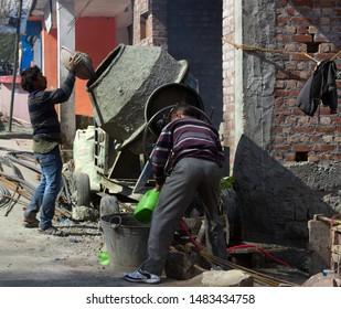 Cement Grout Images, Stock Photos & Vectors | Shutterstock