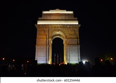 India Gate Delhi, India