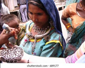 India Henna Art