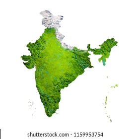 INDIA MAP GEOGRAPHY