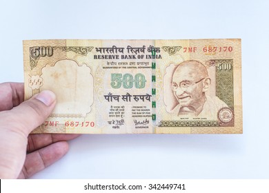 India rupee banknote