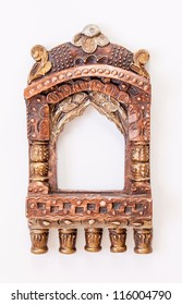 India window Carvings