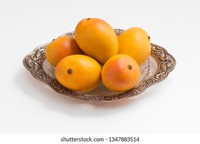 Indian Alphonso mango Fruits