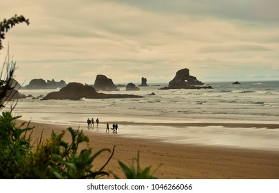 Indian Beach. Ecola State Park, Oregon.
