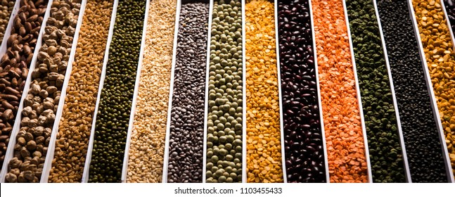 Lentil and Pulses Images, Stock Photos & Vectors | Shutterstock