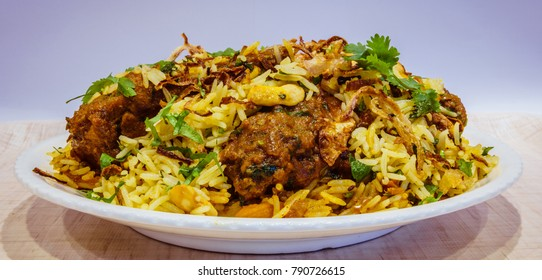Indian Biriyani Rice
