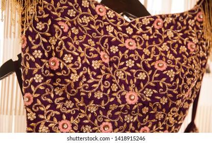 Indian bridal blouse lehanga sharara wedding dress