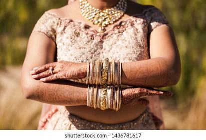 Bridal Bangles Images, Stock Photos & Vectors   Shutterstock
