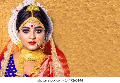 Bengali Bride Images, Stock Photos & Vectors   Shutterstock
