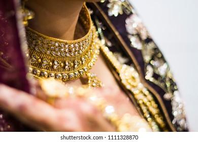 Indian Bride Wedding Candid