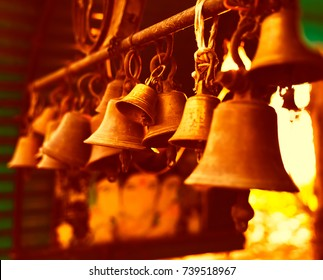 Indian buddhism bells