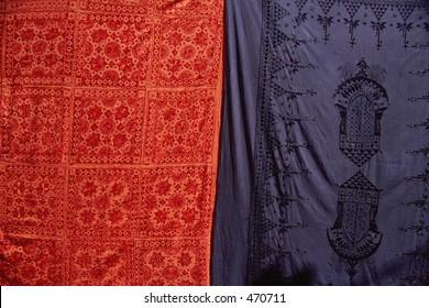 Indian Carpets textile art