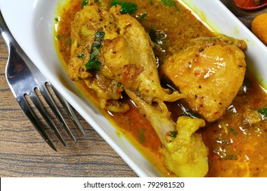 Indian Chicken Chettinad