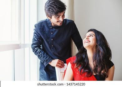 Indian dating afroamerikansk