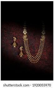 Indian design jewllery gold and diamonds