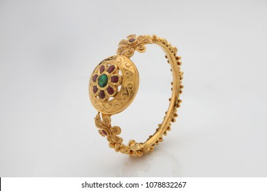 Gold Bangles Images Stock Photos Amp Vectors Shutterstock
