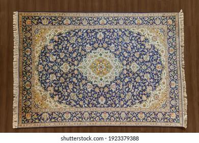 indian detail carpet for interiors