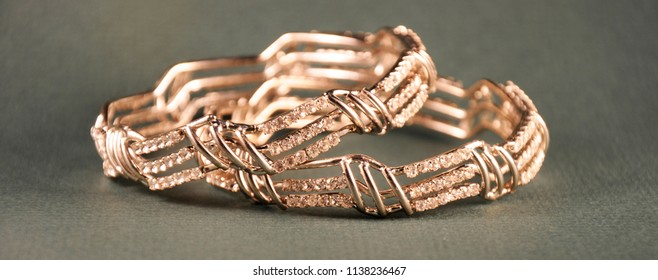 Indian Diamond bangles