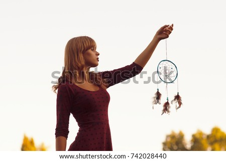 Indian Dream Catcher Romantic Cherokee Spiritual Stock Photo Edit Cool Cherokee Indian Dream Catcher