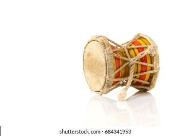 Damaru Drum Images, Stock Photos & Vectors   Shutterstock