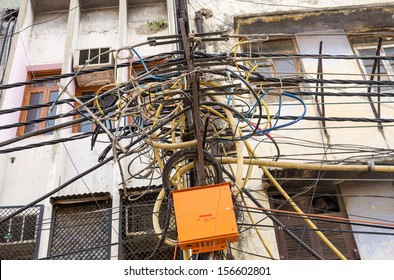 Stupendous Wires In India Images Stock Photos Vectors Shutterstock Wiring 101 Ferenstreekradiomeanderfmnl