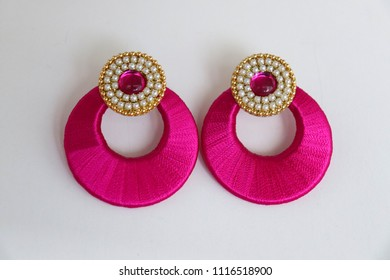 Indian Fashion Jhumka Earrings