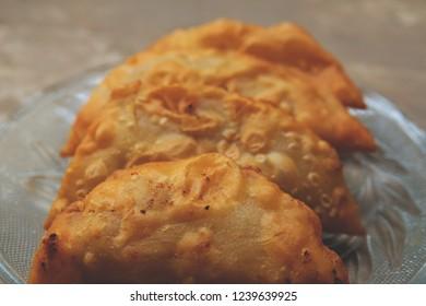 Indian festive dessert