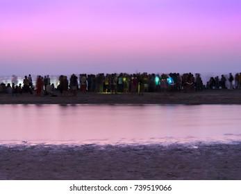 Indian flashmob
