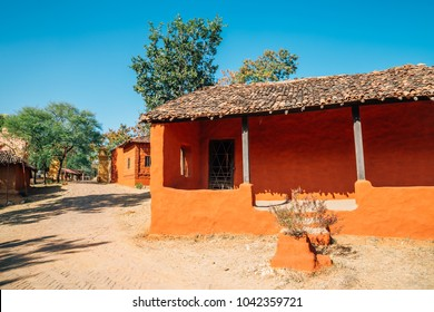 Indian Roof Images Stock Photos Vectors Shutterstock