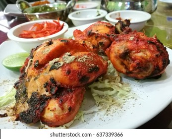 Indian food chicken tikka masala