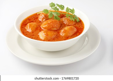 Indian Food, Dum Aloo Potato Curry, spicy curry - Shutterstock ID 1769801720