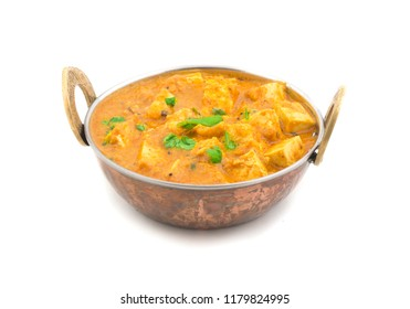 Indian food specialties. Indian food dish- Kadai Shahi Paneer or Paneer Lababda