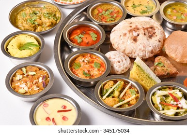Indian food, Thali